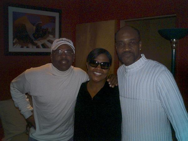 Cece Winans Husband