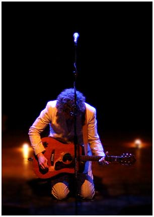 Solo Acoustic Tour 2007  (photo by Doug Rice) in My Photos by
