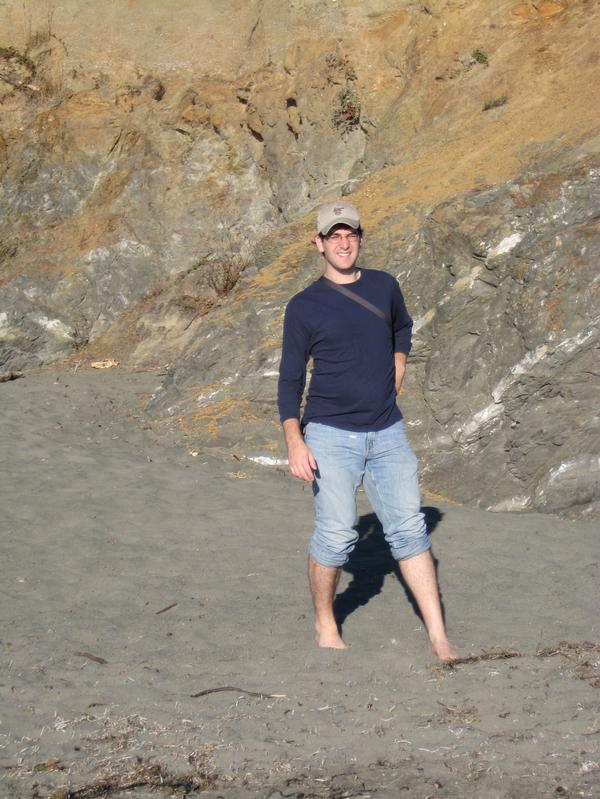 On a beach somewhere north of SF on Hwy 1 in My Photos by 