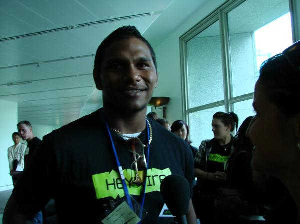Heywire @ Parliament House by 
