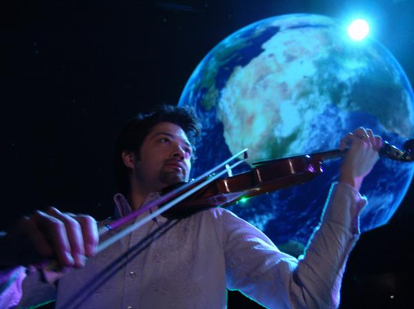 Kenji Williams - Gaia Journeys, Gates Planetarium in My Photos by