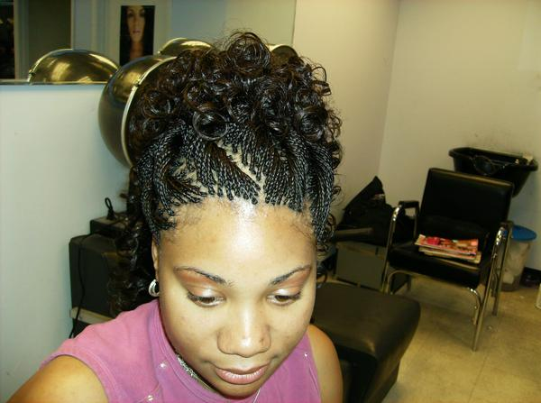 braids on Pinterest Tree Braids, Micro Braids and Crochet Braids