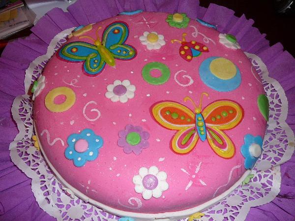 Tortas de mariposa - Imagui
