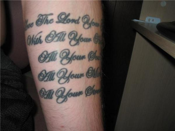Eminem quote tattoos images galleries for Saint tattoo knoxville