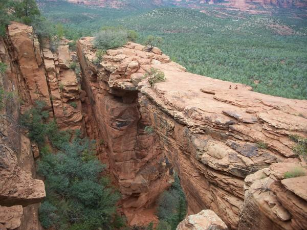 Devil's Bridge Hike by Christopher Fox Graham