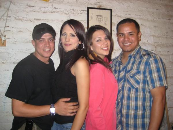 Eric, Gris me and Ivan in Tepa 2009 by Yesica G