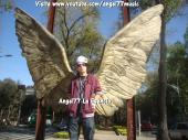 Angel77 La Esencia con sus sper alas XD