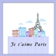 Je t´aime Paris