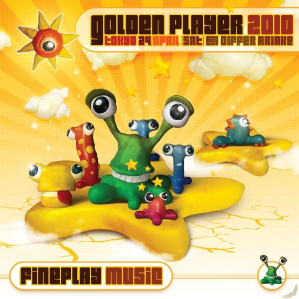GOLDEN PLAYER 2010 by 