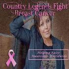 Country Legends Fight Breast Cancer