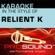 Karaoke: In the Style of Relient K - EP (Professional Performance Tracks)