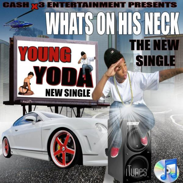 Buy my new single on itunes & amazon in YOUNG YODA DA DREAD by