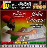 bless family join me on thursday more fyah show with music vibes an the chatroom family all this an more with your host sir daddy d