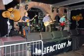 Me playing with the 39Nick Ward39 band at The Factory, Po...