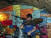 Postcards at The Cavern Club 40Front Stage41 as part of IPO Liverpool 2012 on May 16th 2012. Photo Credit Alan Kenny