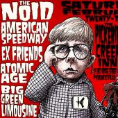 The Noid, American Speedway, Ex Friends, Atomic Age & Big Green Limousine at The Pickering Creek Inn!!!