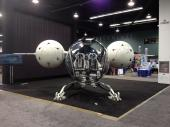 Tom Cruise39s ship from Oblivion here at Wondercon!