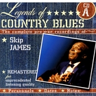Legends Of Country Blues: The Complete Pre-War Recordings Of Skip James (Disc A)