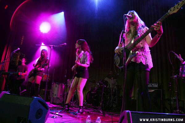 HAIM in Photos by Kristin - Music by Kristin Burns