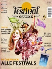 Photo of festivalguide Magazin