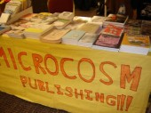 Photo of microcosm publishing