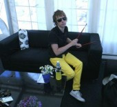 Photo of Dominic Howard