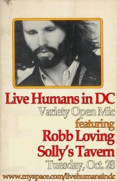 Photo of Live Humans in DC - The Variety Open Mic