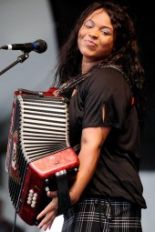 Photo of Rosie Ledet & the Zydeco Playboys