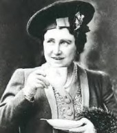 Photo of Elizabeth Bowes Lyon