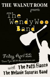 Photo of The Wendy Woo Band