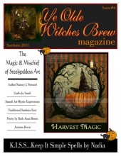 Photo of Ye Olde Witches Brew Magazine