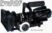 Photo of ProDOF cinema  adapter