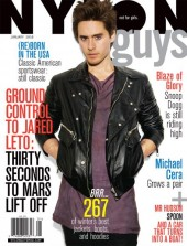 Photo of Nylon Guys Magazine
