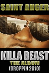 Photo of KILLA BEAST ALBUM (BIZZLEBOY RECORDS)- SAINT ANGER