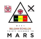 Photo of 30 Seconds To Mars [Belgian Echelon]