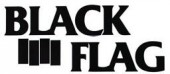 Photo of black flag