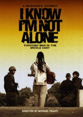 Photo of I Know I'm Not Alone by Michael Franti