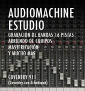 Photo of Audiomachine Estudio