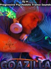 Photo of DJ GOAZILLA