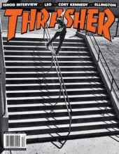 Photo of Thrasher Magazine