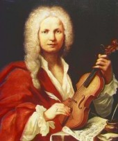 Photo of Antonio Lucio Vivaldi