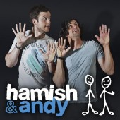 Photo of Hamish & Andy