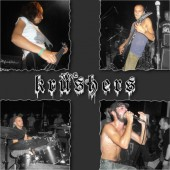"Photo of THE KRUSHERS ""new songs on-line"""