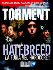Photo of Torment magazine